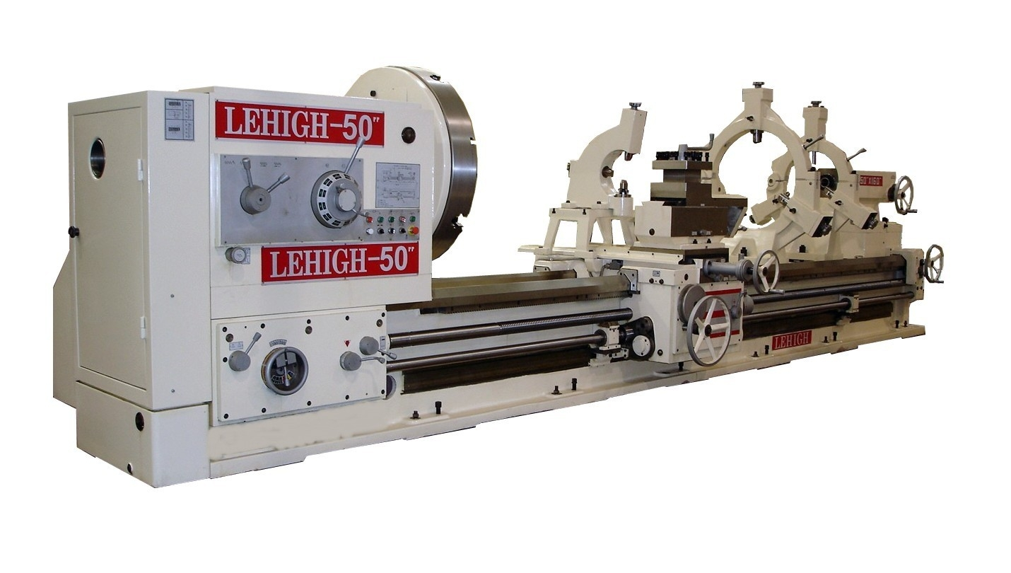 Heavy Duty Engine Lathes