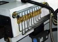 CNC Lathe Lubrication System